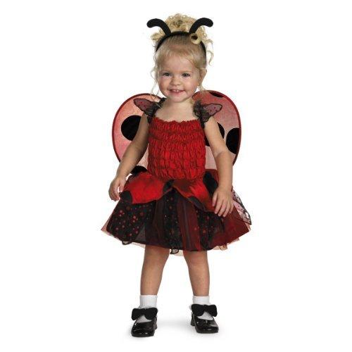Disguise Babybug Ladybug Toddler Costume, 3T-4T -