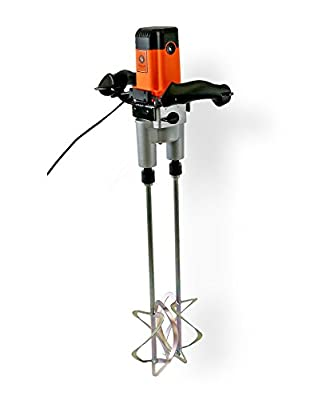 BN Products BNR6402K 1800W Double Shaft Hand Held Power Mixer