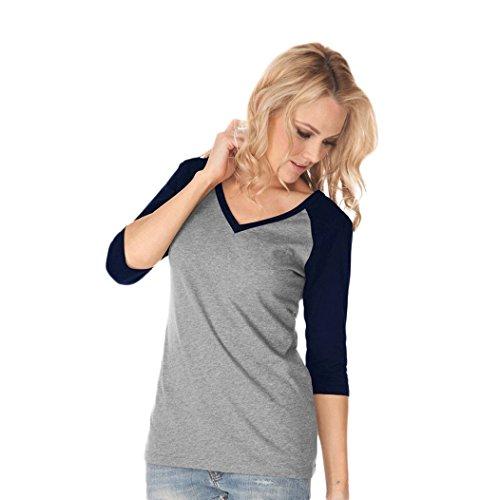 MTTROLI - Camisas - para mujer azul oscuro