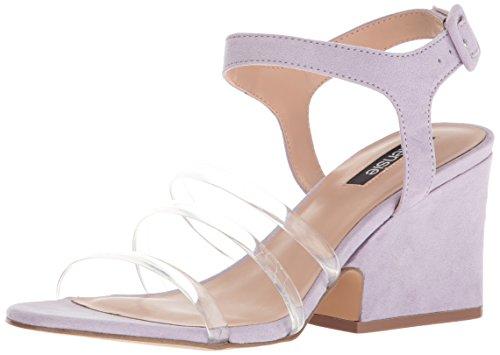 Ebony kensie Sandal Lilac Women's Heeled rYYxwqU5Z