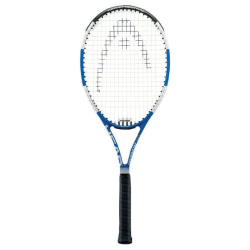 Head LiquidMetal 4 Tennis Racquet (Pre-Strung) - One Color 4 1/2 Grip 102 Inch Head (Total Control Atomic Balls compare prices)