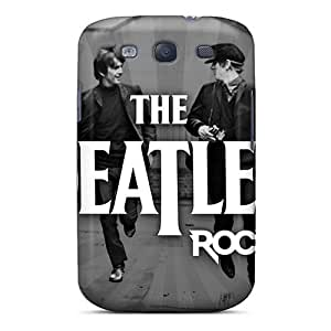Samsung Galaxy S3 CHG15581CbVg Provide Private Custom HD The Beatles Image Shockproof Hard Cell-phone Case -ChristopherWalsh