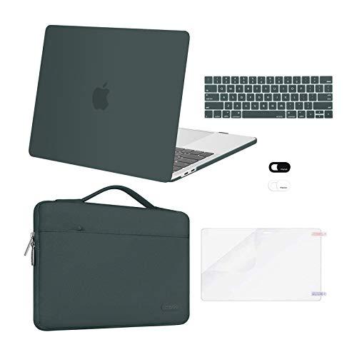 combo accesorios Macbook Pro 13 A2338 A2289 A2251 verde