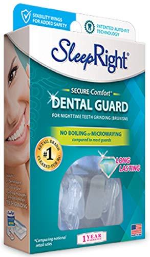 (SleepRight Dental Guard Secure Comfort Mint)