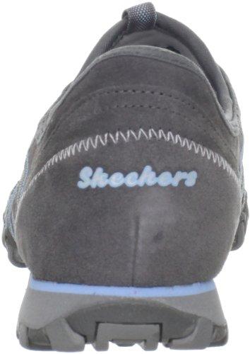 Donna nbsp;verified Sneaker Bikers Grigio gylb Skechers grau wB8n4Hxnq