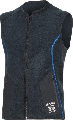 Bare SB System Mid Layer Men's Vest, Large