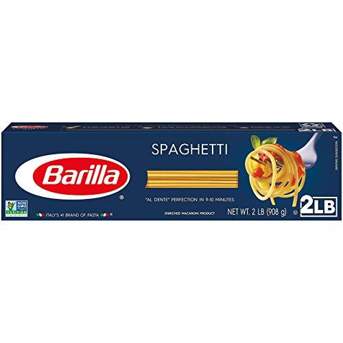 Barilla Spaghetti Pasta 32 oz