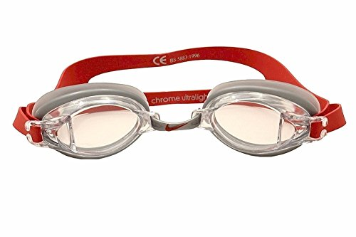 Nike Chrome Clear Training Goggles product image