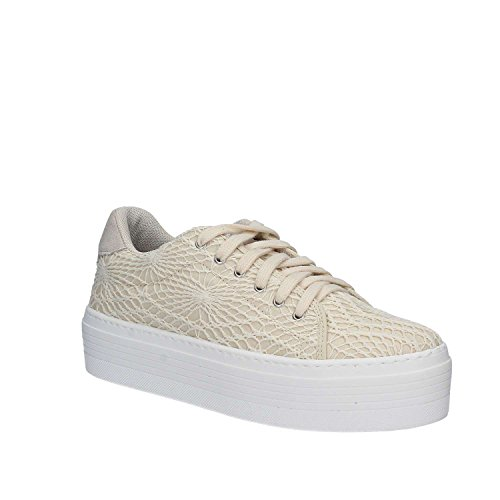 Guess FLSUM2 FAB12 Zapatos Mujeres Beige