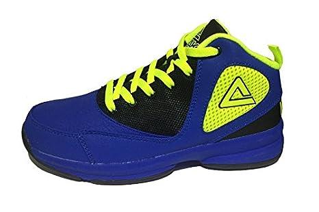 PEAK - Monster mini zapatilla de baloncesto para niño/niña, blue ...