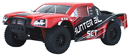 DHK HOBBY DHK8331 Hunter Brushless 1/10 4Wd Short Course Truck, Ready to Run, No Battery Or Charger