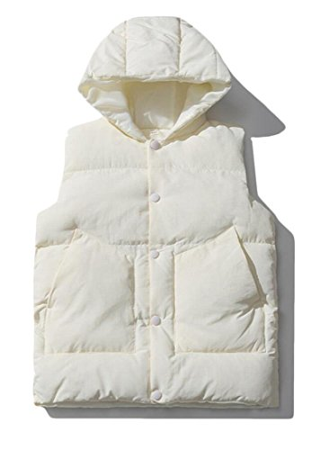 Classic Packable Down Down Collar Men's amp;S Vest Jacket White amp;W Stand M Lightweight aYwxtOZSqw