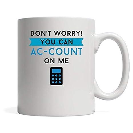 Christmas Accounting Jokes.Amazon Com Accountant Mug Accountant Gift Funny