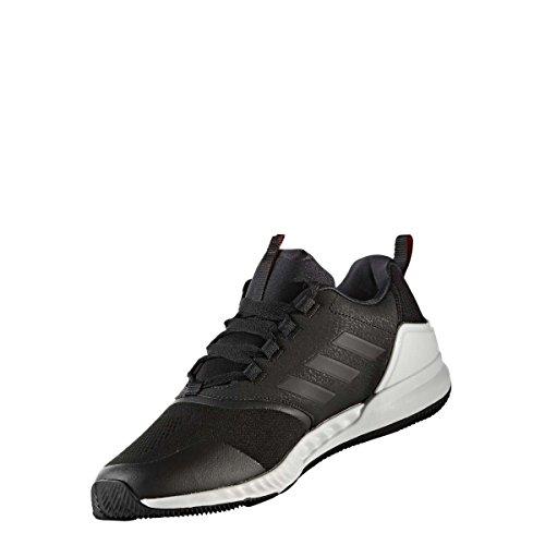 adidas Herren Crazytrain Pro 2 M Fitnessschuhe schwarz (Negbas / Neguti / Escarl)