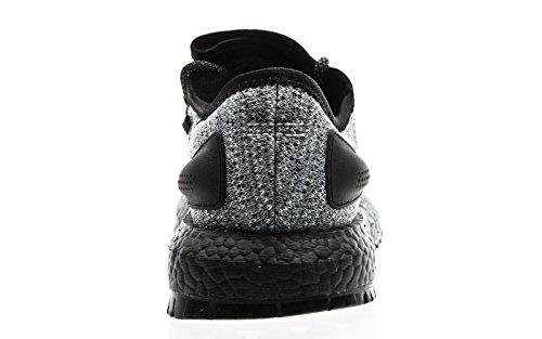 best service c91fb 07002 ... Adidas De Los Hombres Puros A Impulsar Todos Los Zapatos De La Aptitud  Del Terreno Blancos