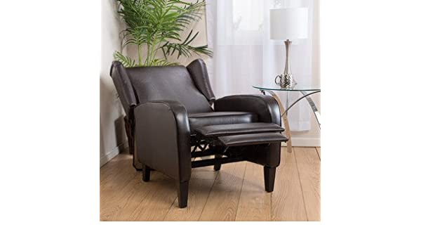 Ideas About Savanna Bonded Leather Reclining Chair