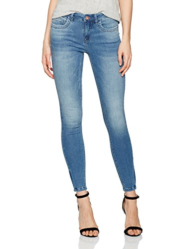 Only, Jeans Skinny para Mujer Azul (Medium Blue Denim)