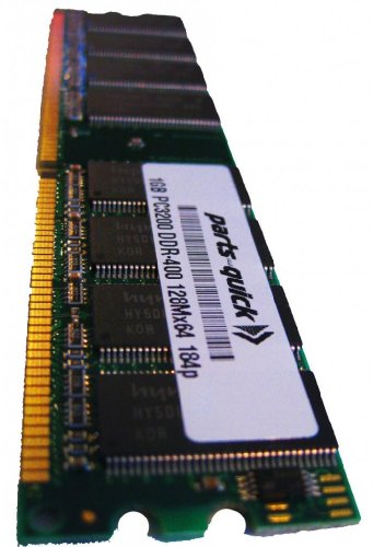 Optiplex Memory Upgrade Gx270 - 1GB Memory Upgrade for Dell Optiplex GX270 (SF) 184 pin PC3200 DDR DIMM RAM (PARTS-QUICK BRAND)