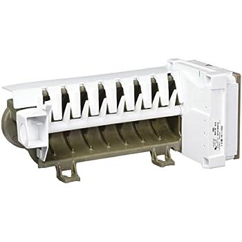 refrigerator icemaker for maytag amana jenn air whirlpool d7824706q. w10190978 maytag amana refrigerator icemaker 61005508a y0056606 for jenn air whirlpool d7824706q a