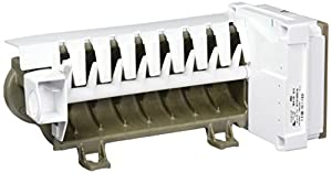 refrigerator icemaker for maytag amana jenn air whirlpool d7824706q. w10190978 maytag amana refrigerator icemaker 61005508a y0056606 for jenn air whirlpool d7824706q