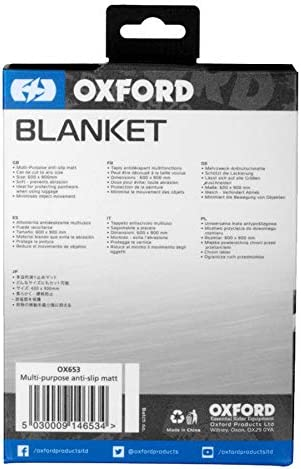 Oxford Blanket Tapis anti-d/érapant