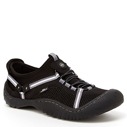 JBU by Jambu Women's Tahoe Max Sneaker, Black/Grey/White, for sale  Delivered anywhere in USA