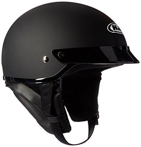 HJC Helmets CS-2N Helmet (Flat Black, Medium)