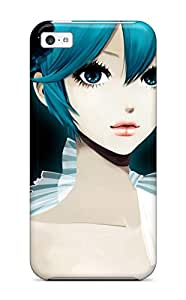 For Iphone 5c Fashion Design Vocaloid Case-