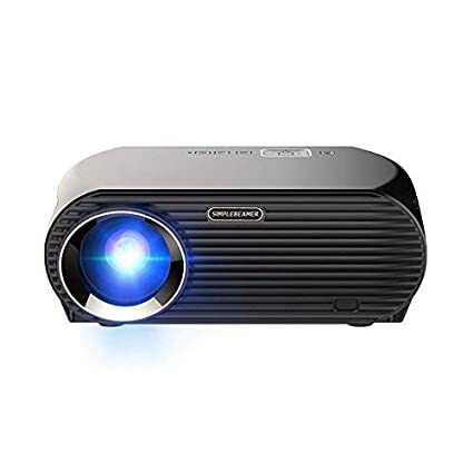 Office Home Projector WiFi Projector HD 1080P Wireless Android ...