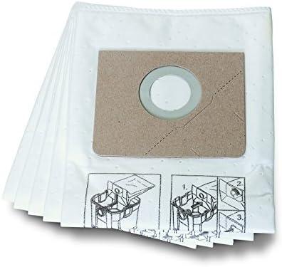 5x bolsas para aspirador tejido Fein Dustex 35