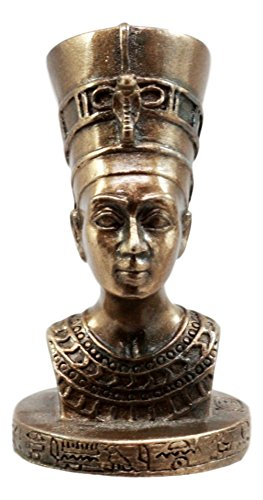 Amazon.com: ebros regalo clásica Reina Egipcia Nefertiti ...