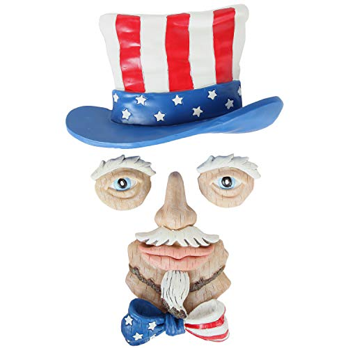 Trenton Gifts Patriotic Backyard Lawn Tree Decoration, Uncle