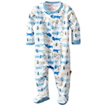 Magnificent Baby Boy Hot Dogs Footie, Hot Dogs, 9-Months