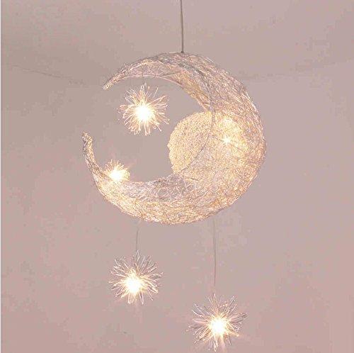 Cttsb LED Schlafzimmer Decke Stern Sterne Kinder Zimmer Lampe Warme ...
