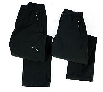 Hot Sportswear Herren Thermohose Colorado in Kurzgrößen (Größe Farbe: 30 Kurzgröße (Herrengröße 60) 99 schwarz)