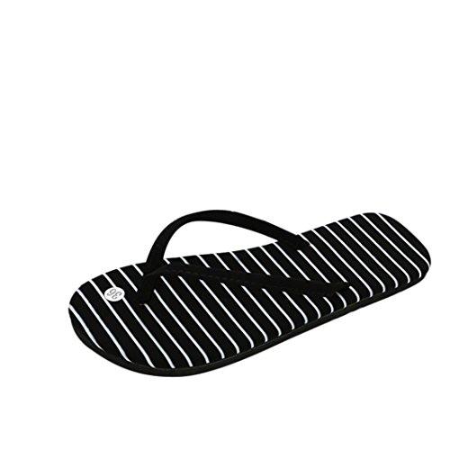 Fheaven Donna Sandali Estate Casual Infradito Sandali Scarpe Pantofola Infradito Indoor & Outdoor B