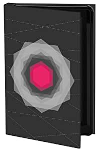 Keka Sheetal Shah Designer Classic - Funda tipo libro para iPhone 5, diseño de mandala
