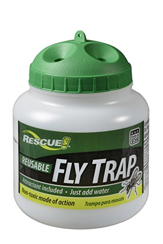 (RESCUE FTR Reusable Fly Trap, 1 )