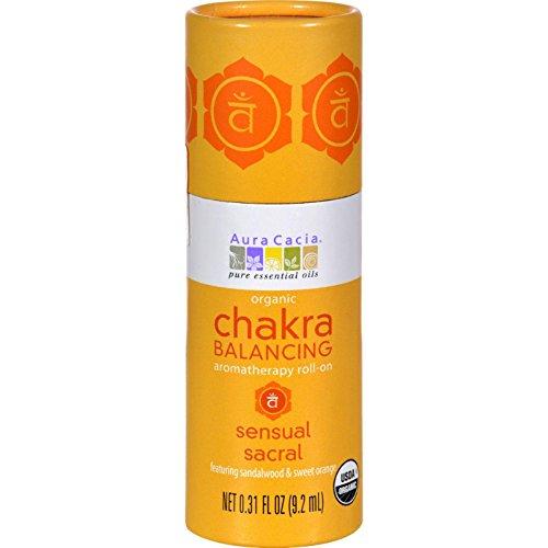 Chakra Balancing Aromatherapy Roll Sensual product image