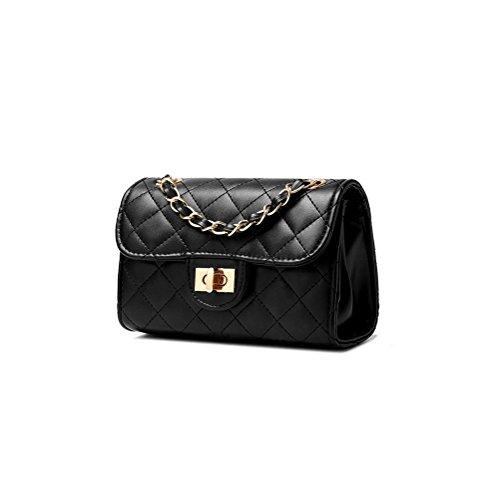 古典的な小さな香のハンドバッグファッションLinggeチェーン小さな香風の袋の女性のショルダーバッグメッセンジャーバッグヨーロッパとアメリカ
