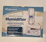 Compact Personal Humidifier Ultrasonic Technology For Sale