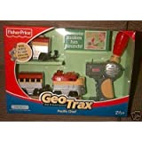 Fisher-Price GEOTRAX Rail & Road System Pacific Chief