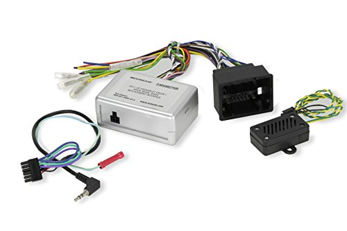 SCOSCHE GM27SR 2012-Up Chevrolet TRAX Spark & Cruze Stereo Replacement Interface ()