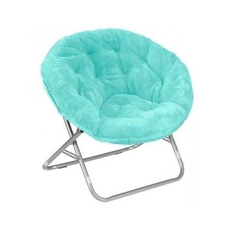 Amazon.com: Luna platillo sillas para niños adolescentes ...