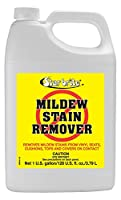 Star Brite Mildew Stain Remover - Remove Mildew & Mold Stains From Vinyl Upholstery, Seats, Awnings, Boat Covers & More