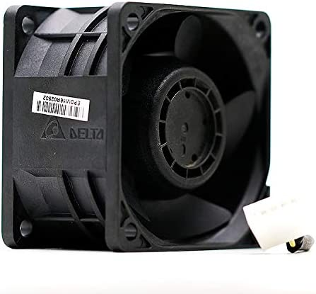 New for delta PFR0612XHE-01 6038 12V 5.00A 606038mm server inverter pwm 4-pin axial cooling fan