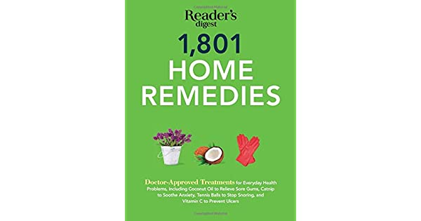Amazon.com: 1801 Home Remedies: Doctor-Approved Treatments ...