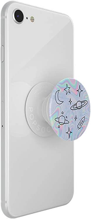 Agarre intercambiable para Tel/éfonos y Tabletas Roger Pilot Air Traffic Control PopSockets PopGrip