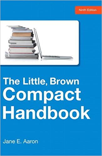 Amazon the little brown compact handbook 9th edition the little brown compact handbook 9th edition 9th edition fandeluxe Images