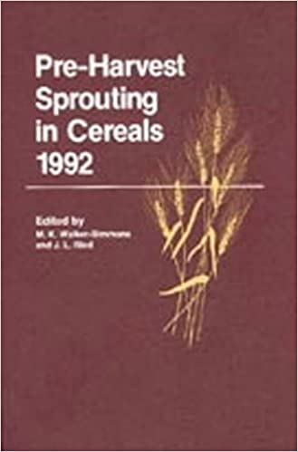 Pre-Harvest Sprouting in Cereals 1992 by M. K. Walker-Simmons (1993-10-15)